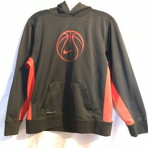 Nike Therma Fit Pullover Hoodie Size Youth XL